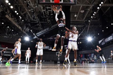 Unggul Empat Bola, Nuggets Kalahkan LA Lakers