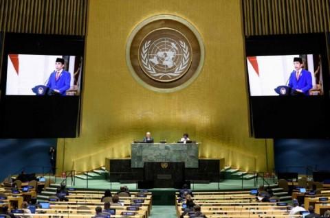 Alasan Jokowi Pakai Bahasa Indonesia Saat Pidato di PBB