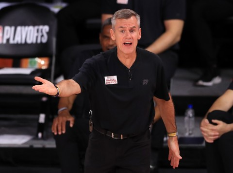 Billy Donovan jadi Pelatih Anyar Chicago Bulls