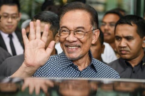 Anwar Ibrahim Gagal Bertemu Raja Malaysia