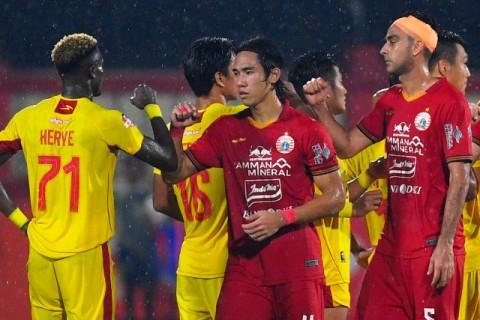 Sudirman Kecewa Persija Kalah di Uji Coba Lawan Bhayangkara FC
