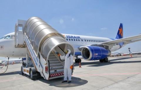 Penerbangan Perdana Israel-Bahrain Lewati Wilayah Udara Saudi