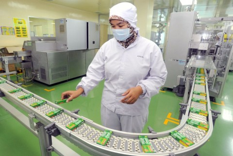 Langkah Kemenperin Tekan Impor Bahan Baku Farmasi