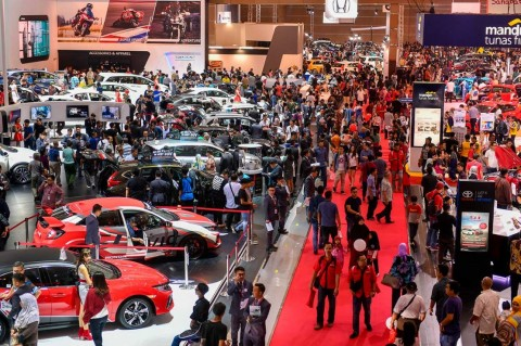 Prediksi Penjualan Mobil Nasional 600 Ribu Unit Hingga Akhir Tahun