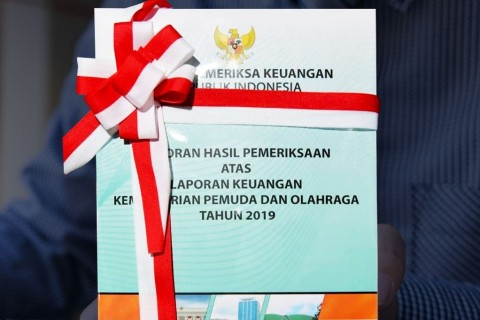 Wakil Ketua KPK Hingga Praktisi Olahraga Mengapresiasi Predikat WTP Kemenpora