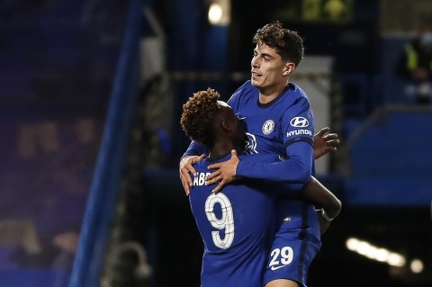 Chelsea vs Barnsley: Hattrick Kai Havertz Meriahkan Pesta Gol The Blues