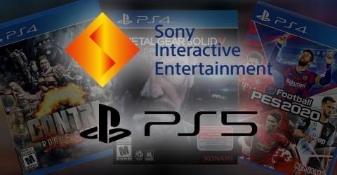 Sony Playstation Mau Akuisisi Konami?