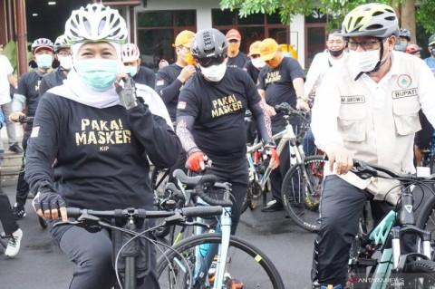 Kemenhub Ungkap Alasan Helm Tidak Wajib saat Bersepeda