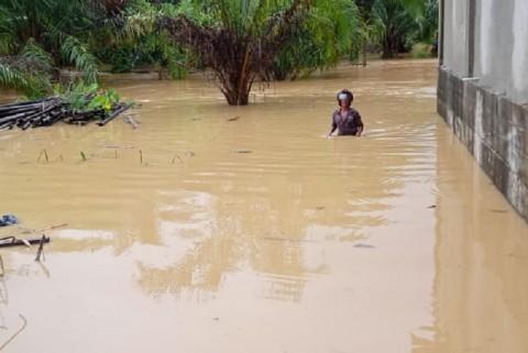6 Kecamatan di Kabupaten Aceh Barat Daya Dilanda Banjir dan Longsor