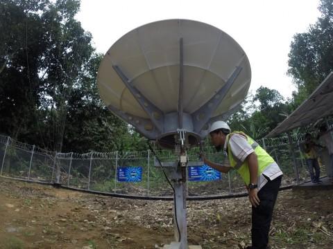 Kominfo Lanjutkan Pembangunan Infrastruktur TIK Selama Pandemi
