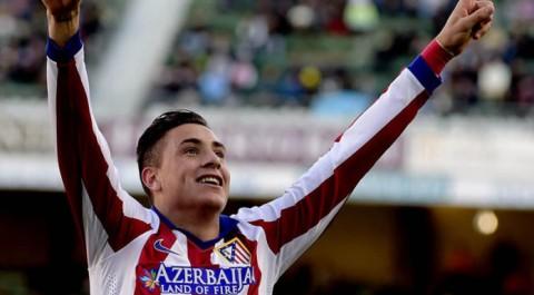 Atletico Madrid Tolak Tawaran Manchester City untuk Gimenez