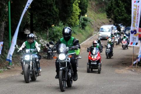 IMI Godok Standarisasi Konvoi Sepeda Motor