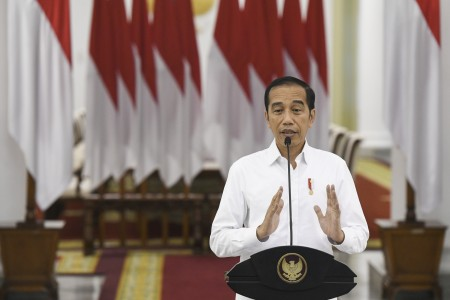 Jokowi Instruksikan Daya Ungkit Ekonomi Desa Diperkuat