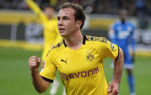 Bayern Muenchen Bantah Tertarik Pulangkan Goetze