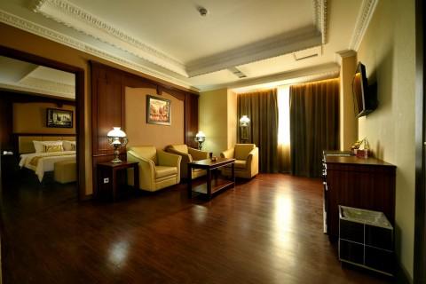 Imbas Pandemi, Pendapatan Hotel Indonesia Natour Tergerus 70%
