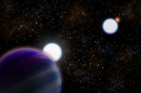 Ahli Temukan Planet Alien dengan Orbit Unik