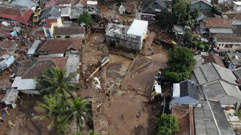 Korban Terakhir Banjir Bandang Sukabumi Ditemukan