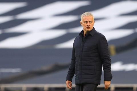 Mourinho Tegaskan Hasrat Latih Tim Nasional