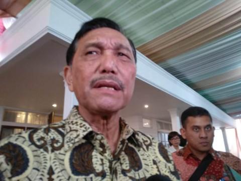 Mampu Gagalkan Penyelundupan, Luhut Minta Insentif untuk Bakamla dan TNI AL