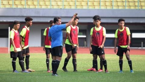 Timnas U-16 Pertajam Filosofi dan Komunikasi Permainan