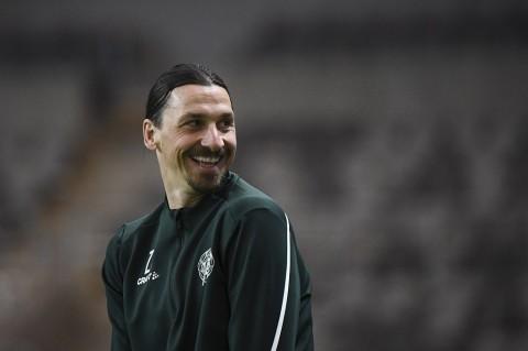 Ibrahimovic Sesumbar setelah Dinyatakan Positif Covid-19