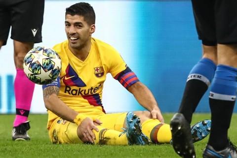Luis Suarez Minta Atletico Rekrut Gelandang Baru