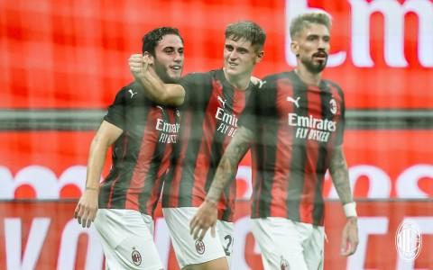 AC Milan vs Bodo/Glimt: Tekuk Tim Tamu, Rossoneri ke Playoff Liga Europa