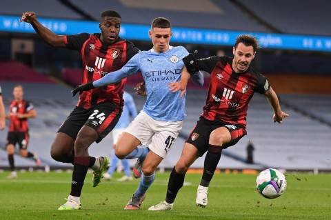 Manchester City vs Bournemouth: Phil Foden Tentukan Kemenangan The Citizens