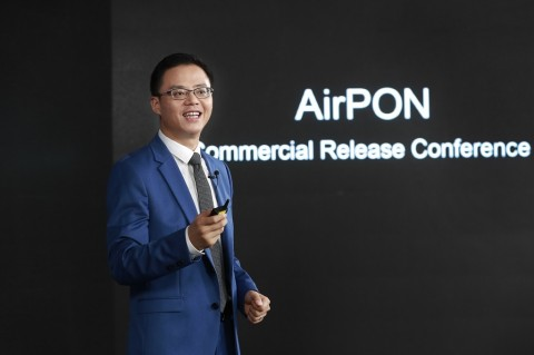 Huawei Tawarkan Solusi AirPON untuk Pangkas Biaya Operator