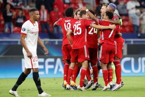 Bayern Muenchen vs Sevilla: Komentar Para Pemain Usai Pertandingan