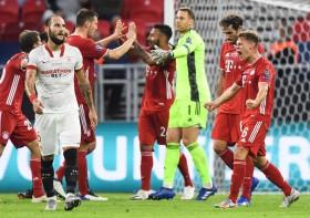 Bayern Muenchen vs Sevilla: Komparasi Statistik dan Rapor Pemain