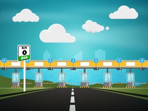 Tol Pekanbaru-Dumai Sepanjang 131 KM Resmi Beroperasi