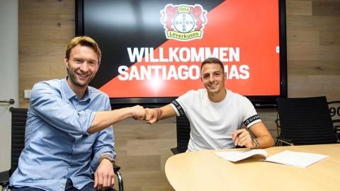 Bayer Leverkusen Datangkan Bek Atletico Madrid