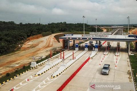 Gubernur Riau Ingin UMKM Bisa Berjualan di Tol Pekanbaru-Dumai