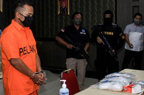 Bea Cukai Juanda Gagalkan Penyelundupan 3 Kg Sabu