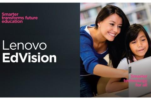 Lenovo Umumkan Program EdVision