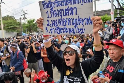 Pemungutan Suara Perubahan Konstitusi Thailand Ditunda Hingga November 2020
