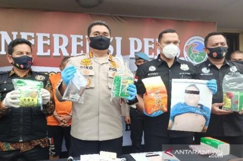 Polisi Tembak Mati Bandar Narkoba Asal Aceh