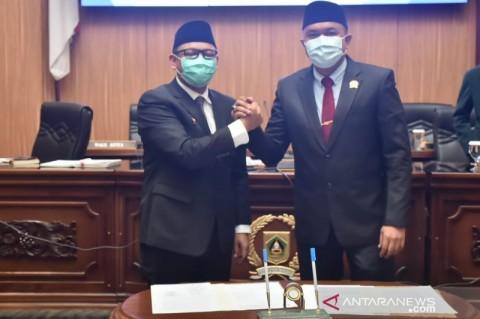 Ketua DPRD Kabupaten Bogor Positif Covid-19