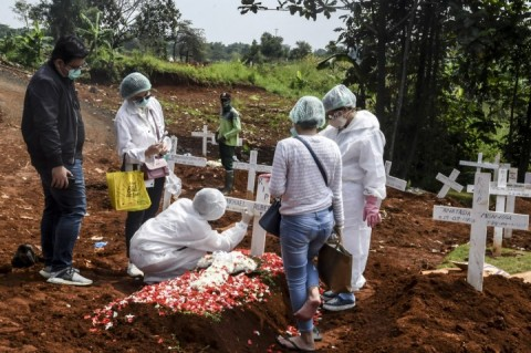Kota Sukabumi Laporkan Kasus Pertama Kematian Akibat Covid-19