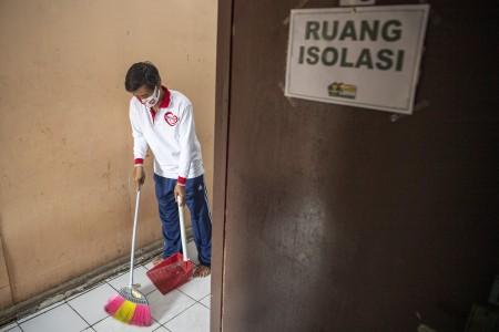 Pasien OTG di DKI Masih Diizinkan Isolasi Mandiri di Rumah