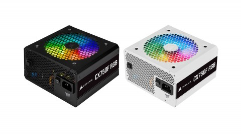 Corsair Rilis Produk PSU Kelas Entry-Level Tampilan RGB