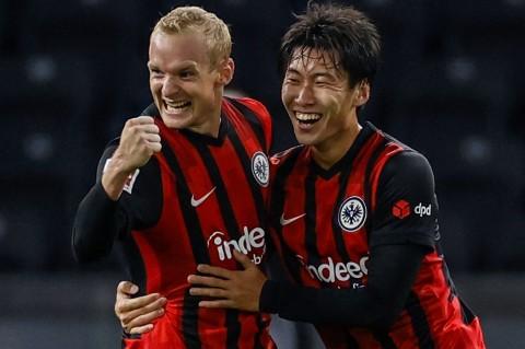 Frankfurt Puncaki Klasemen Liga Jerman