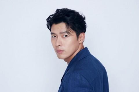 Cara Unik VAST Entertainment Rayakan Ulang Tahun Hyun Bin