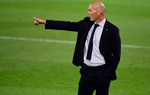 Zidane Waspadai Efek Pellegrini di Real Betis