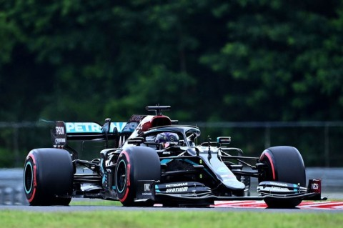 F1GP Rusia: Duo Mercedes Kuasai Sesi Latihan Terakhir