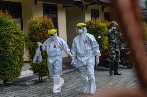 LPMP Sulteng Dijadikan RS Darurat Covid-19