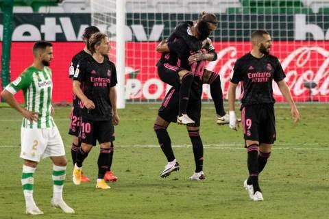 Real Betis vs Real Madrid: Sergio Ramos Penentu Kemenangan El Real