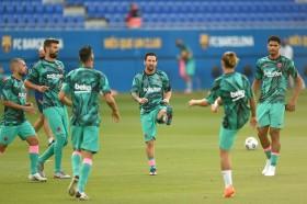 Jadwal Sepak Bola Nanti Malam: City Jamu Leicester, Barcelona Jumpa Villarreal