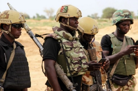 Delapan Polisi Tewas dalam Penyergapan Boko Haram